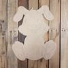 Easter Bunny Interchangeable Kit Base Bunny