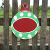 Ornament Unfinished Cutout, Wooden Shape, Paintable Wooden MDF