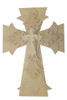 Unfinished Wooden Stacked Kit 3 Layered Crosses 22'' Sets Paintable