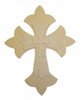 Unfinished Wooden Stacked Kit 10 Layered Crosses 9.5'' Sets Paintable Craft