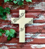 PAINTABLE WALL HANGING STACKABLE CROSS build-a-cross