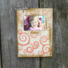 Unfinished Rectangle Picture Frame, Wooden Paint-able,  Wood Art
