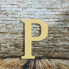 Rho make great wooden letter wall decor