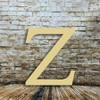 Greek letters wood Zeta are cheap sorority wooden letters