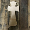 Wooden Unfinished Wall Cross, DIY Craft, VBS Cross Pine (18)