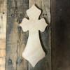 Wood MDF Cross, Wall Hanging Wall Cross, VBS Cross Pine (21)
