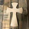 Blank Wooden Wall Cross, Wood DIY Cross, VBS Craft Pine (27)