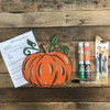 Vine Pumpkin Paint Kit, Video Tutorial and Instructions