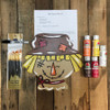 Scarecrow Paint Kit, Video Tutorial and Instructions