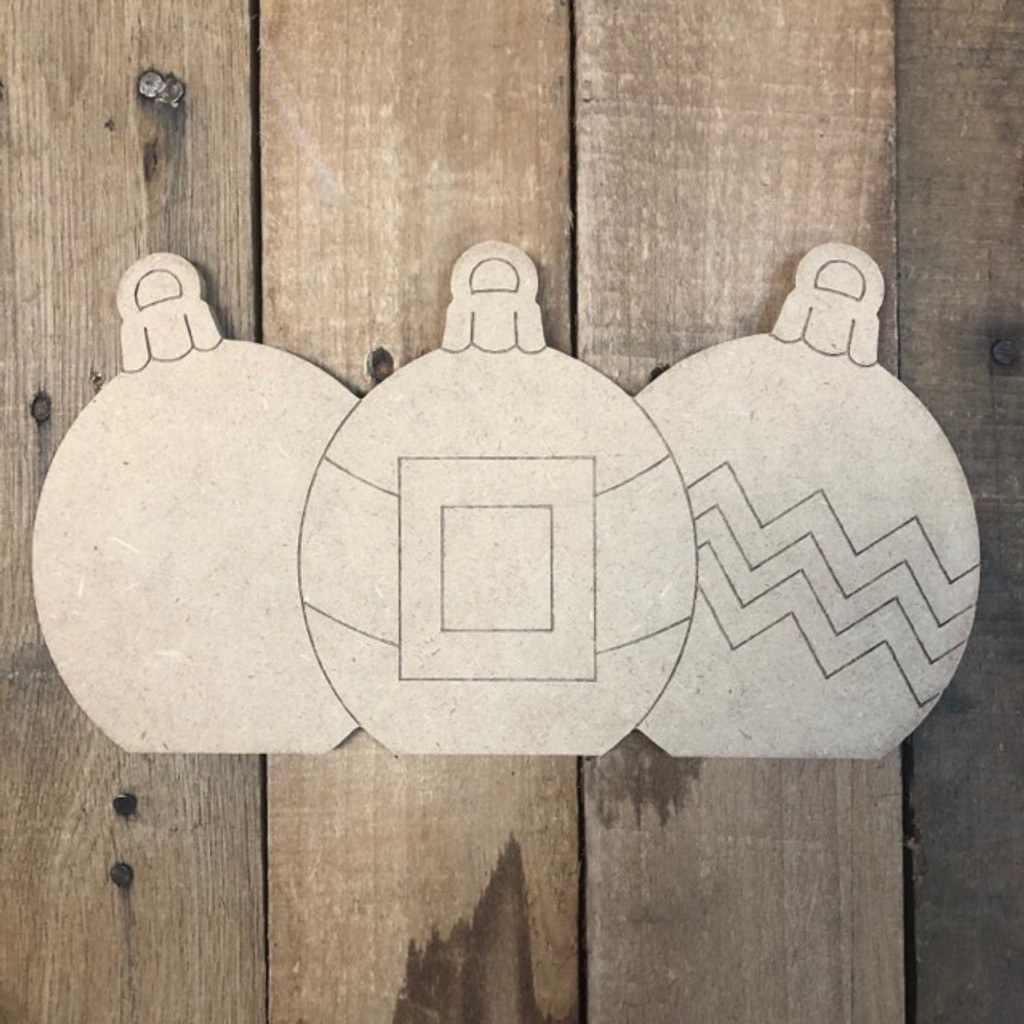 Seasonal Shapes from 24'' Truck Kit, Paint by Line, Cutout