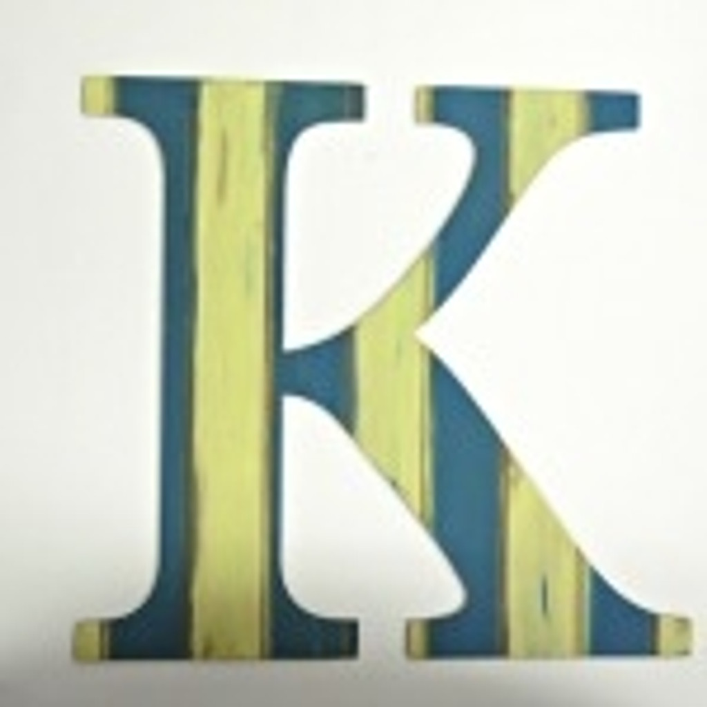 Paintable Letters for Walls Times New Roman Beaded Wall Decor Wall Art