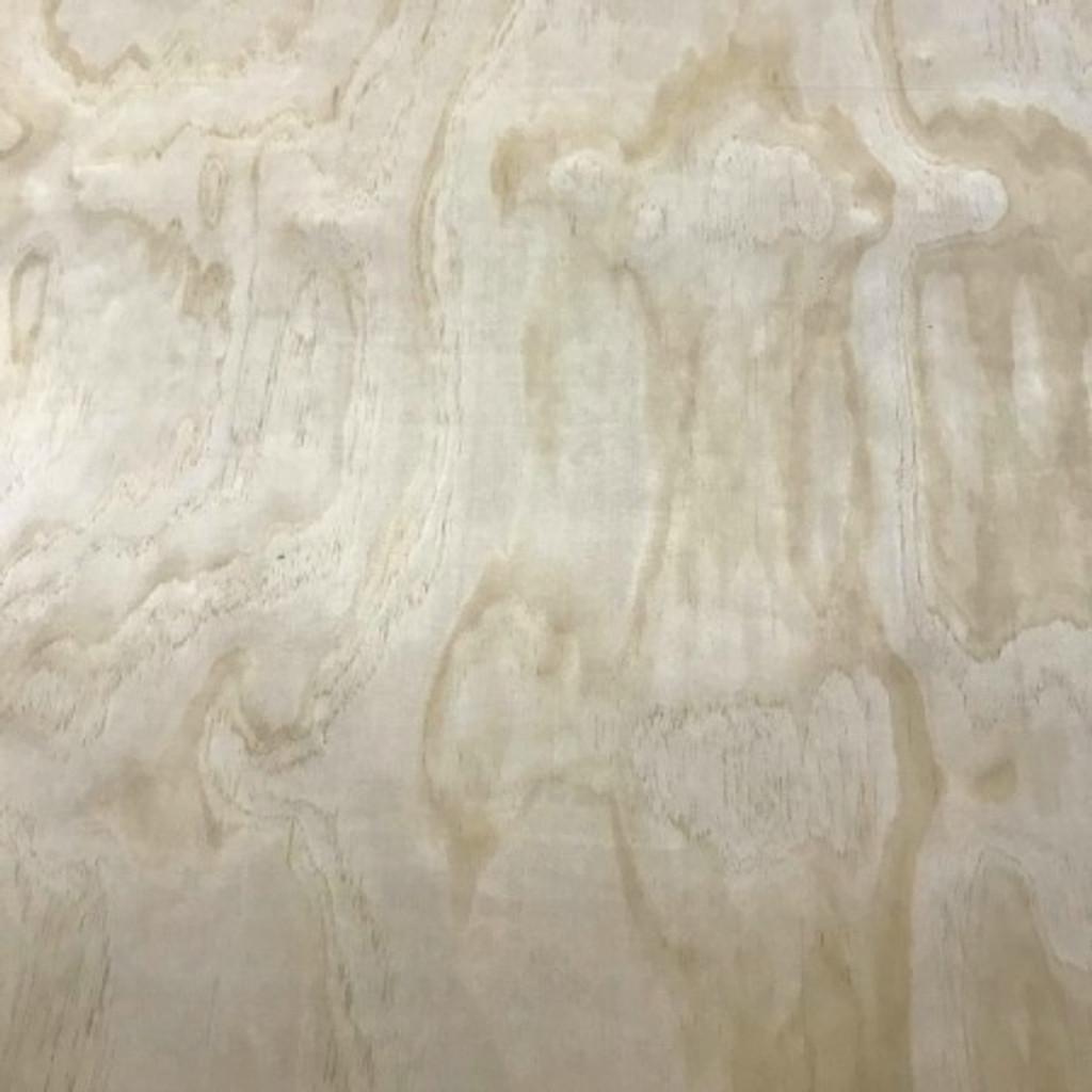 Wood Pine Shape, Unicorn Head, Unpainted Wooden Cutout