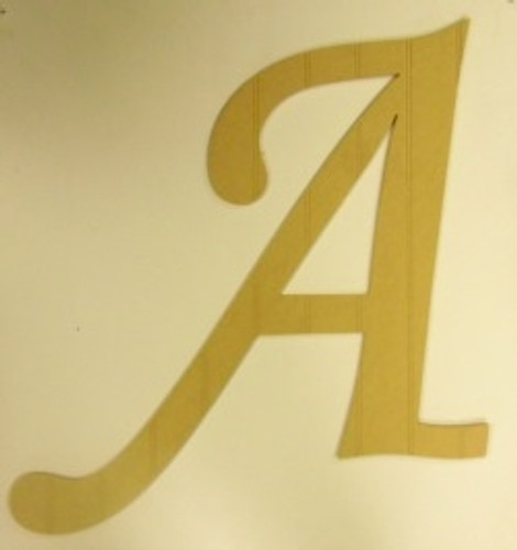 These wooden letters and numbers for sale make great wooden letters to paint and make wooden wall names.
