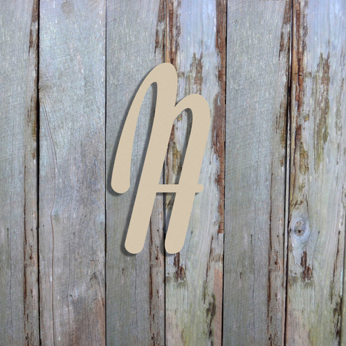 Names in wooden letters make great wood cut out designs.