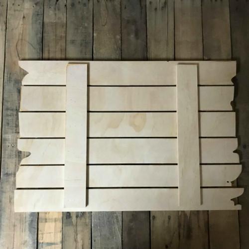 Shiplap, Unfinished Shiplap Set, White Pine, Photo Prop
