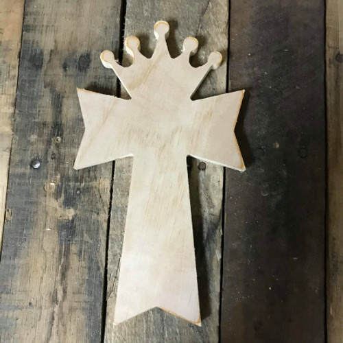 Wall Hanging, Wood Cross, DIY, Wooden Wall Craft Pine (7)
