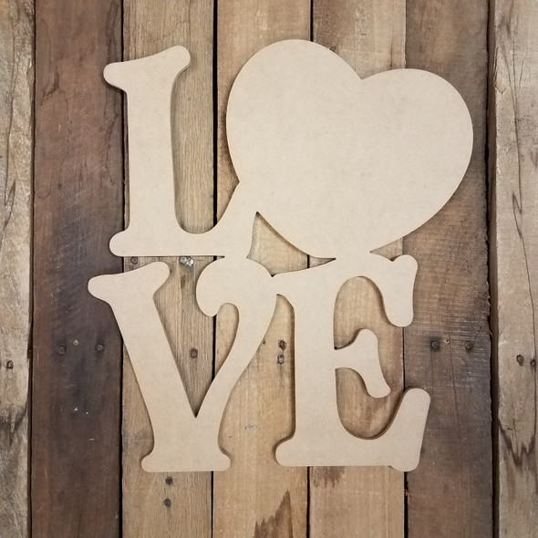Beltorian Love With Plush Heart Valentine Shape, Paint by Line