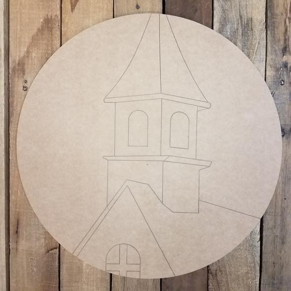 Country Church Art Circle
