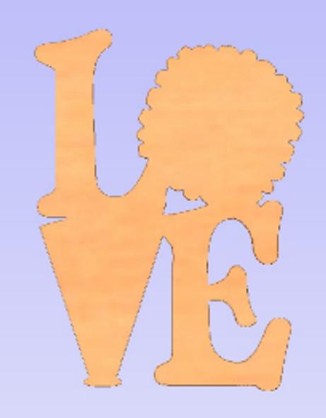 Beltorian Love With Pompom Shape,