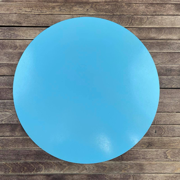 Circle Unfinished Cutout, Wooden Back to School Shape, Paintable Wooden MDF DIY Craft