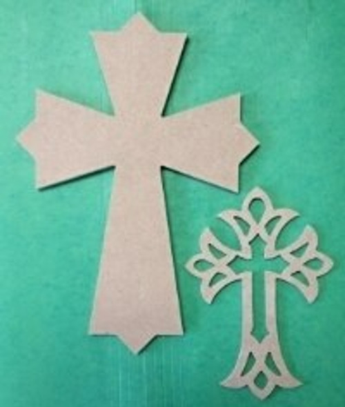 Kids or Small Cross Kit Wooden DIY VBS Craft