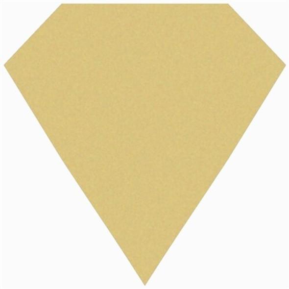 Cut Diamond Unfinished Cutout