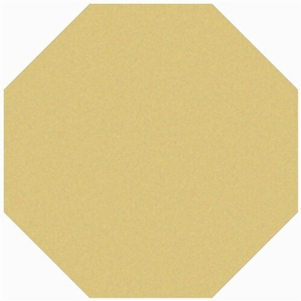 Octagon Unfinished Cutout Paintable Wooden MDF