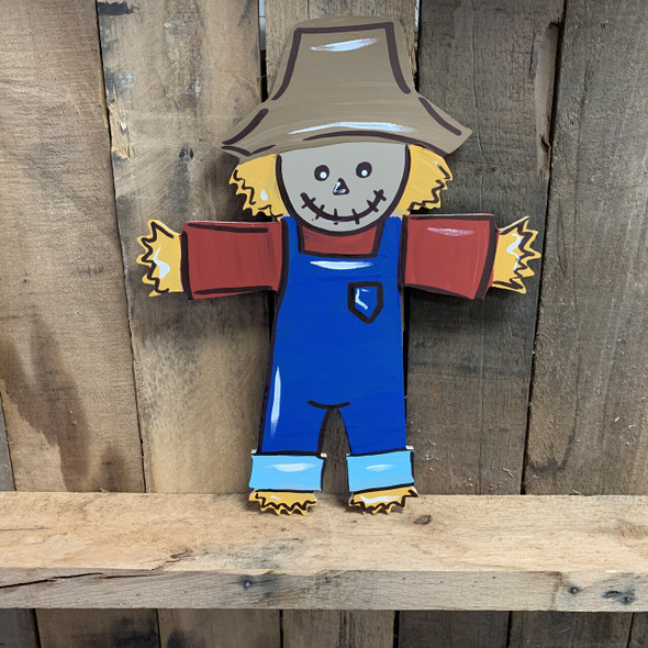 Scarecrow Unfinished Cutout