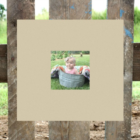 Unfinished Square Picture Frame 4 x 4 Wood Paint Wood Art