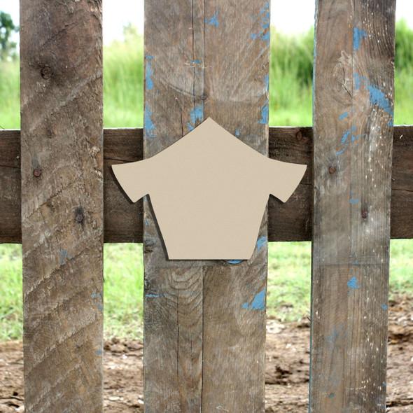 Bird House Cutout, Wooden Shape, Paintable Wooden MDF DIY