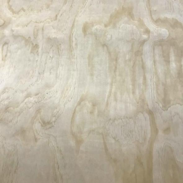 Wood Pine Shape, Bass, Unpainted Wooden Cutout DIY