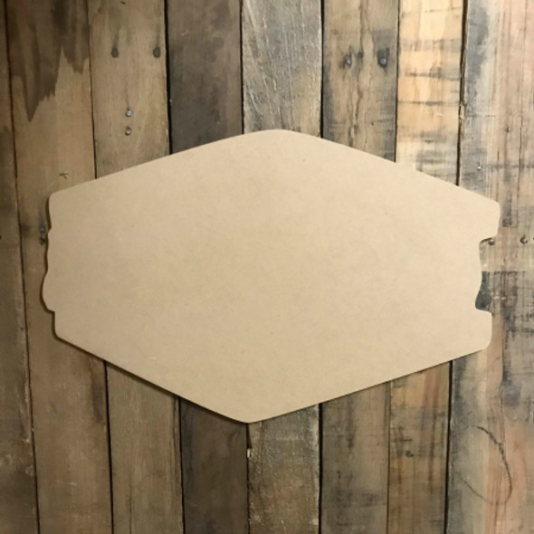 Smore 2 , Craft Unfinished Wood Shape, Fall Wood Cutout