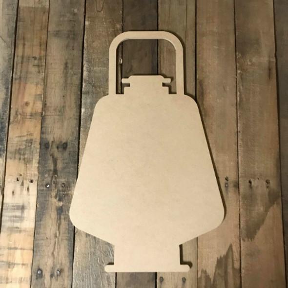 Lantern , Craft Unfinished Wood Shape, Fall Wood Cutout