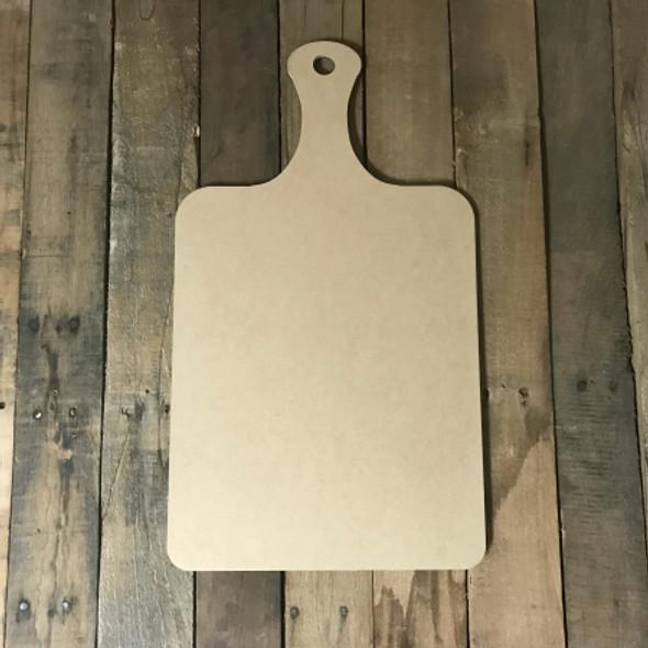 Bread Board,  Craft Unfinished Wood Shape, Wood Cutout