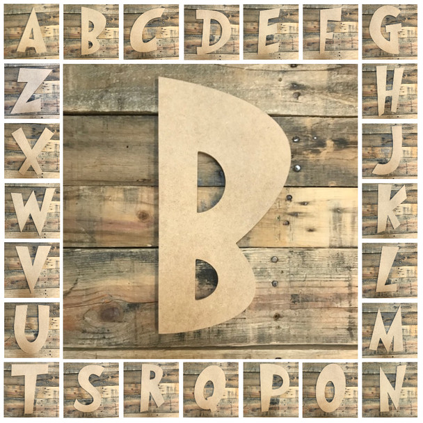 Grinched font wooden letters, Paint-able Wall Art Unfinished