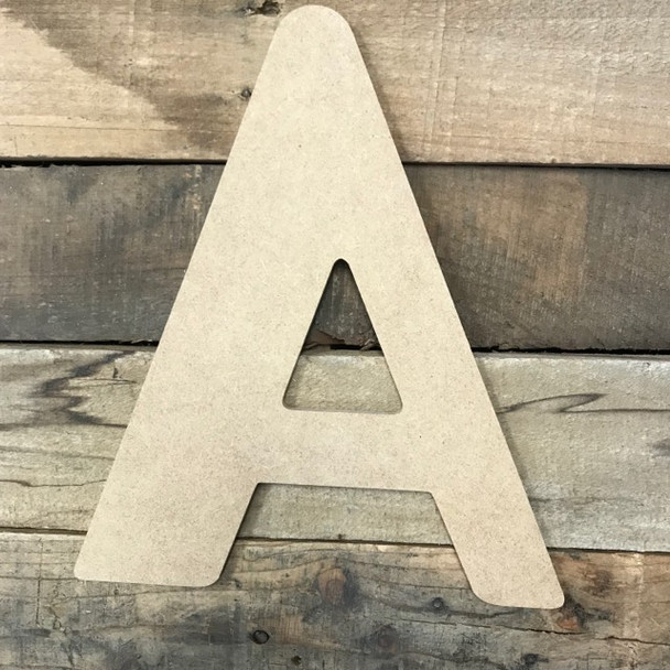 Our cute wooden letter ideas are easy to paint and decorate.