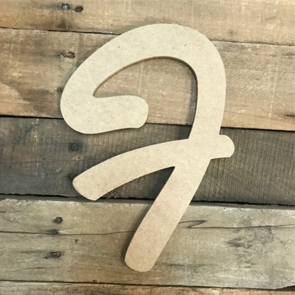 Alot of people ask where to buy wooden alphabet letters, and we have a solution for your 1 wood letter needs.