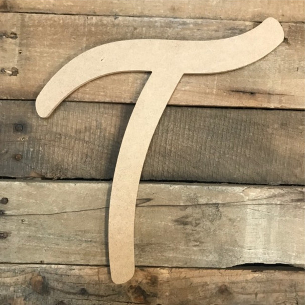 Precut wood letters are cheap small wooden block letters.