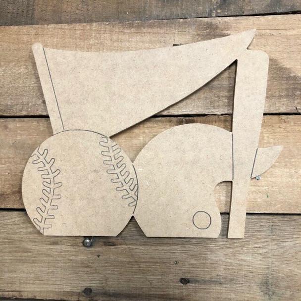 Seasonal beach Cutout crafts from Truck Kit