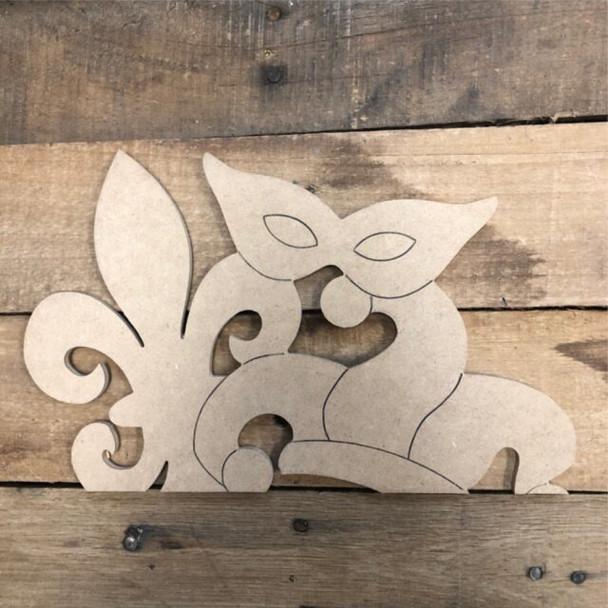 Seasonal Cutout craft from Truck Kit