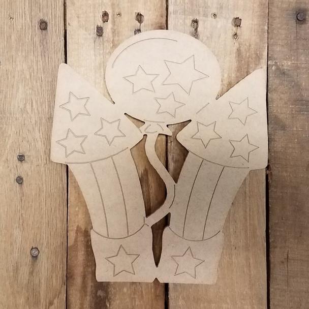 Seasonal Cutout from Truck Kit crafts