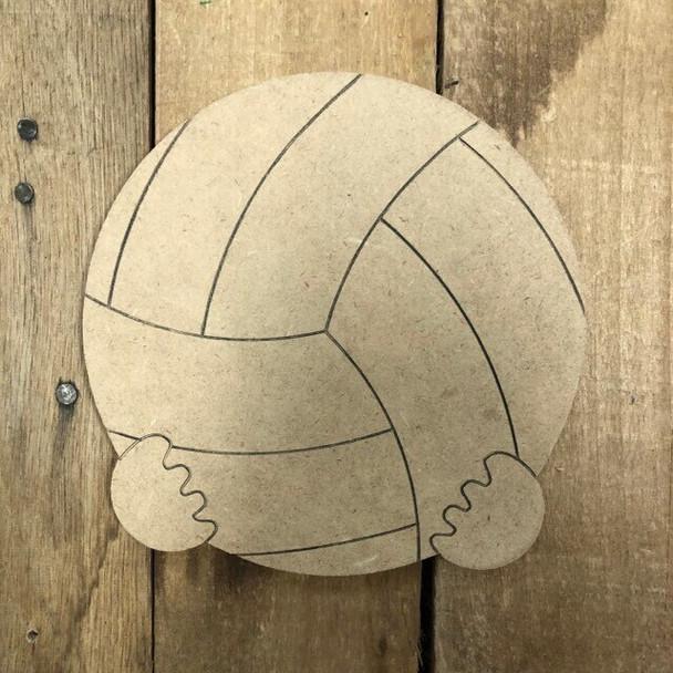 18'' Gnome Set Seasonal Shapes-volleyball