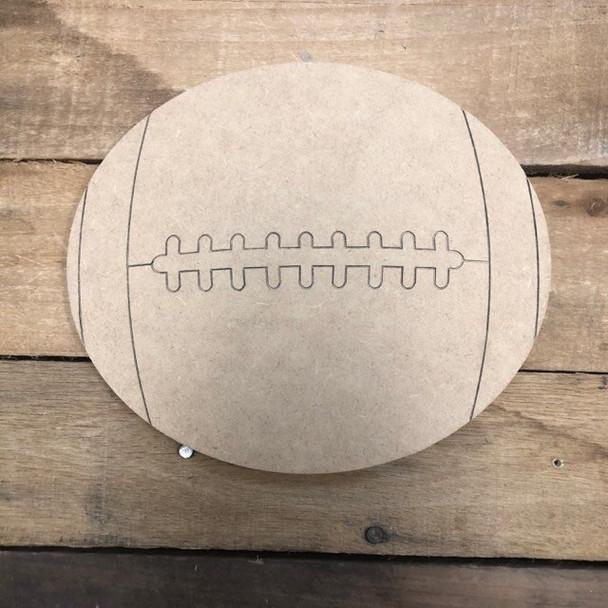 Seasonal Shapes from 18'' HOME Kit Cutout-Baseball