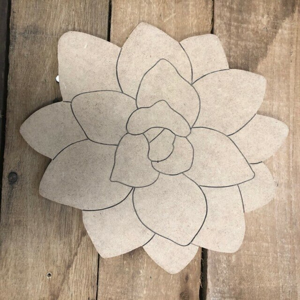Shapes for Welcome Home Circle Home Plaque-flower