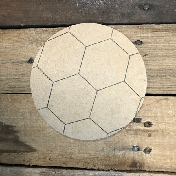Shapes for Welcome Home Circle Plaque-football3
