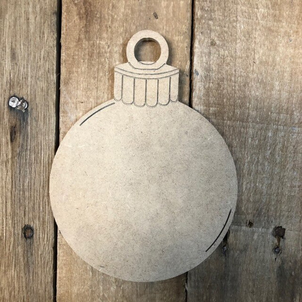 Shapes for Welcome Home Circle Plaque-christmas ball