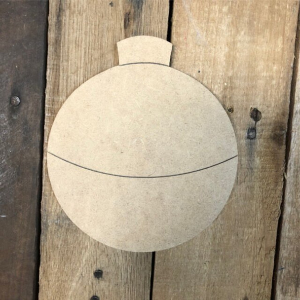 Shapes for Welcome Home Circle Plaque-christmas ball2