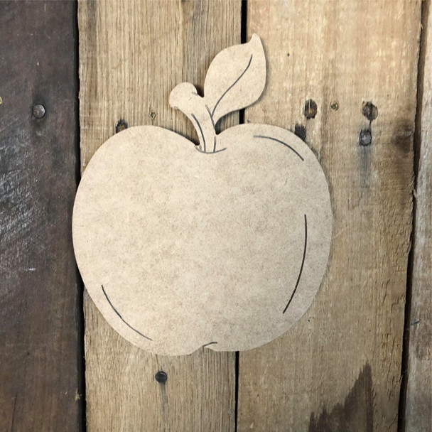 Shapes for Welcome Home Circle Plaque-apple