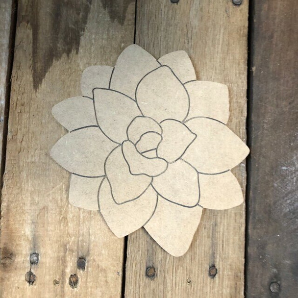 Shapes for Welcome Home Circle Plaque-flower2