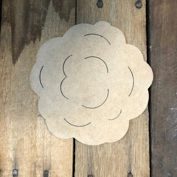 Shapes for Welcome Circle Plaque